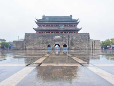 Ming Zhongdu Drum Tower