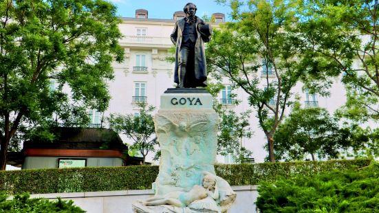 Monumento de Goya