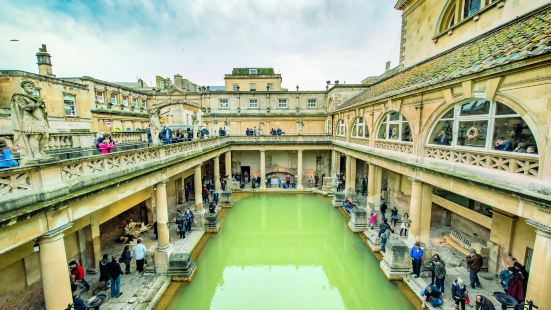 로마 목욕탕 박물관