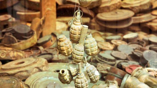 柬埔寨地雷博物館