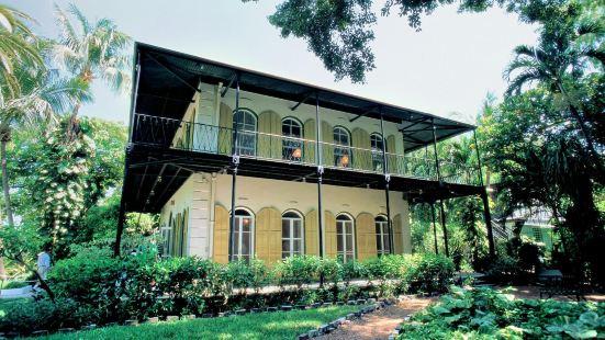 어니스트 헤밍웨이의 집과 박물관