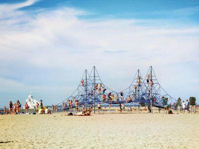 Nallikari Beach