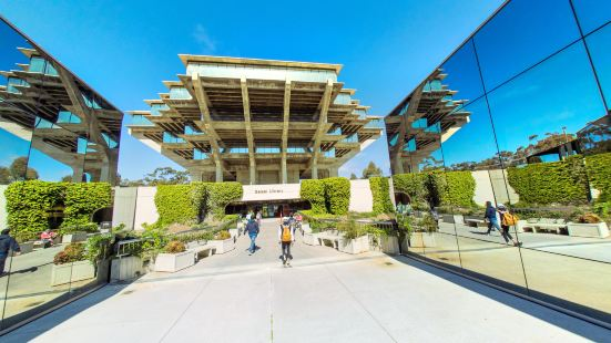 加州大學聖地亞哥分校
