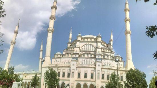 Sabanci Central Mosque