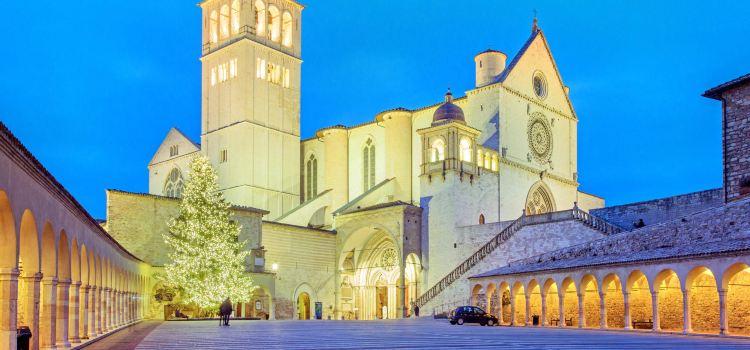 Basilica Papale di San Francesco