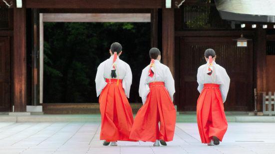 Yoyogi Hachimangu Shrine