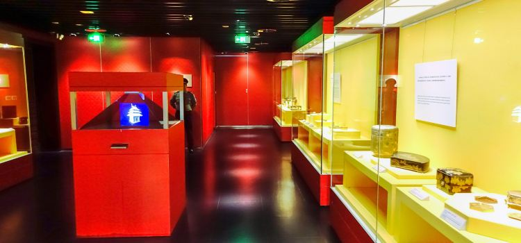 고궁 구랑위 외국 문물관