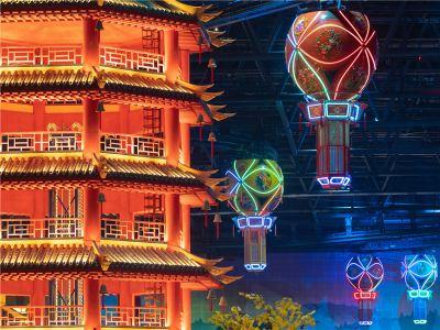 Nanjing Wanda Park