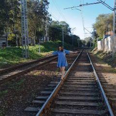 블라디보스토크역 여행 사진