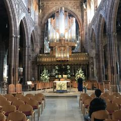 Manchester Cathedral User Photo