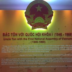 Ton Duc Thang Museum User Photo