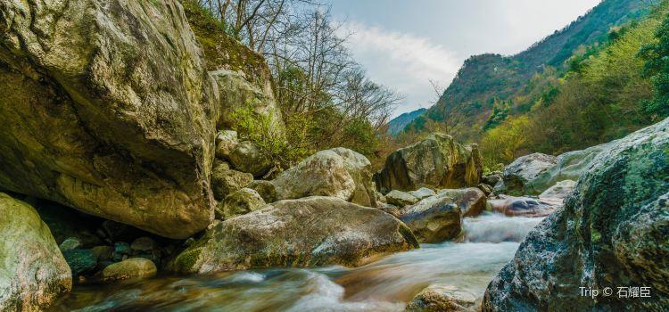 白馬大峽谷3