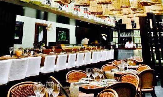 Wasabi Restaurant, Sushi & Dim Sum Bar
