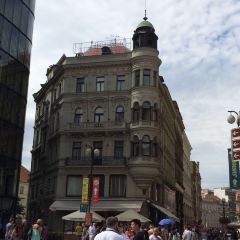 Wenceslas Square User Photo