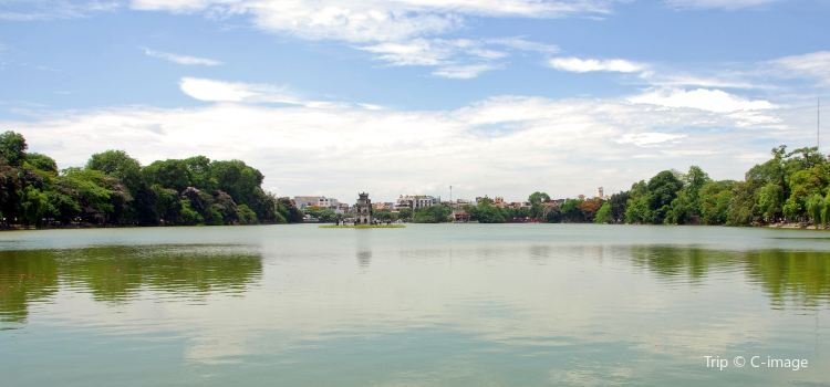 호안끼엠 호수2