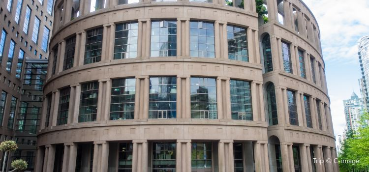 Vancouver Public Library, Central Library1