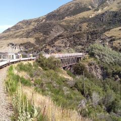 The Great Journeys of New Zealand TranzAlpine User Photo