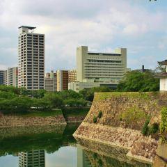 오사카 비지니스 파크 여행 사진