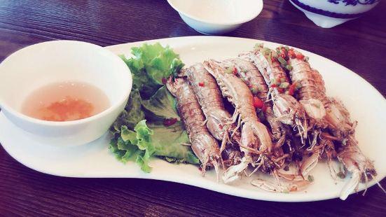 銀海靚灣海鮮海景餐廳