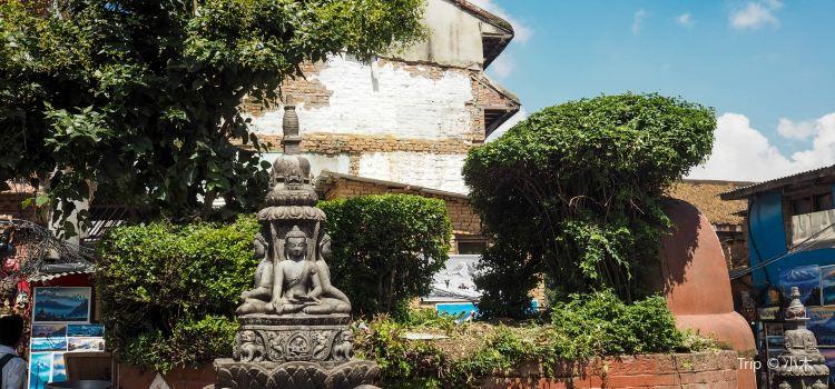 Swayambhunath Stupa2