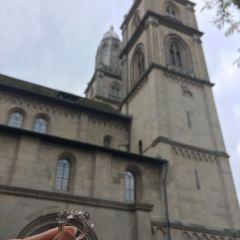 蘇黎世大教堂用戶圖片