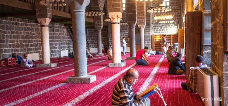 The Great Mosque of Diyarbakir1