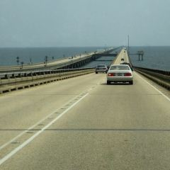 Lake Pontchartrain Causeway User Photo
