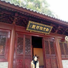 링인쓰(영은사) 여행 사진