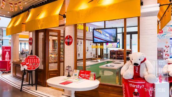 東方明珠CocaCola歡樂餐廳
