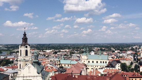 Kazimierzowski Castle
