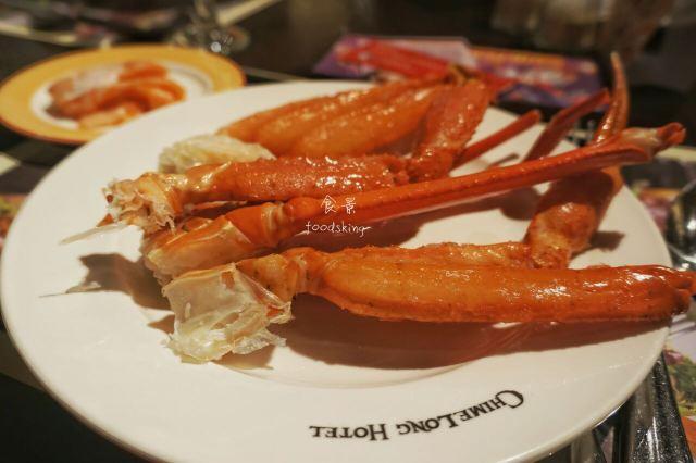 Guangzhou Changlong Hotel Bai Hu Buffet Restaurant