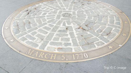 波士頓大屠殺遺跡