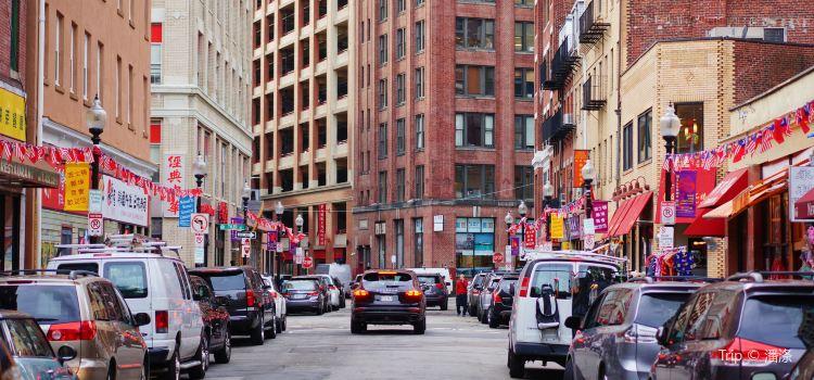 波士頓唐人街3