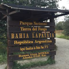 Tierra del Fuego National Park User Photo