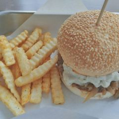 Beast Burger User Photo