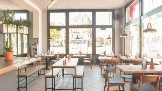 富蘭克林咖啡廳