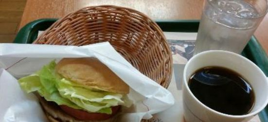 Mos Burger Sapporo, Odori Nishi 14 Chome