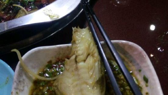 劉三娃耗兒魚火鍋