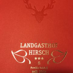 Hotel Landgasthof Hirsch User Photo