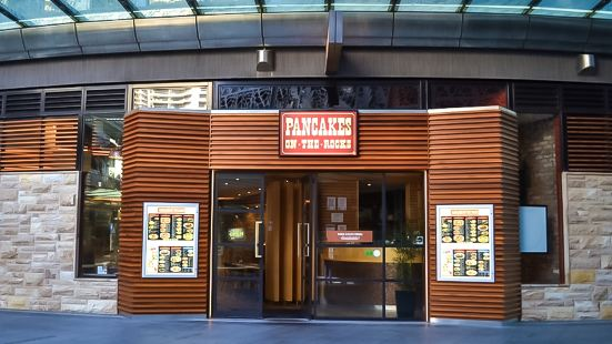 Pancakes on The Rocks(Surfers Paradise)