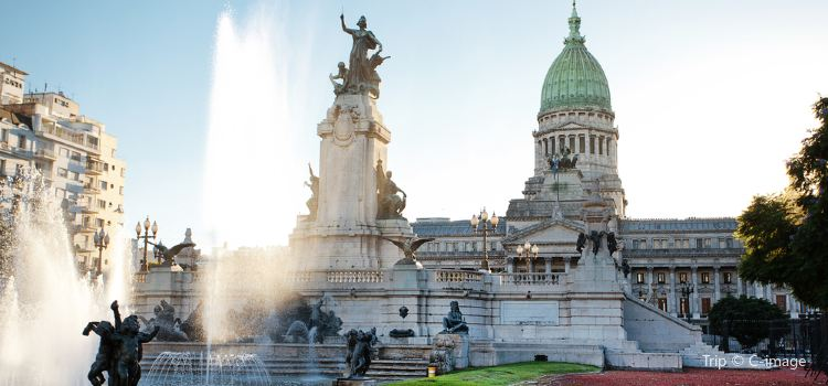 Plaza del Congreso3