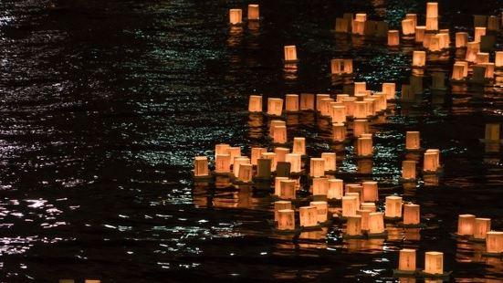 淺草仲夏夜祭典(放水燈)
