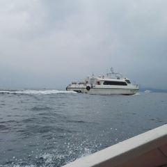 Wuzhizhou Island Speedboat Experience User Photo