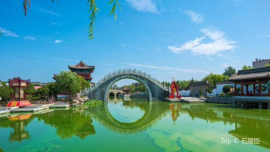 Song Dynasty Yuhe River