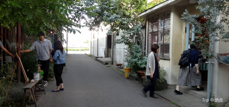北浜 alley3