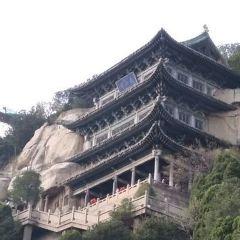 톈룽산(천룡산) 석굴 여행 사진