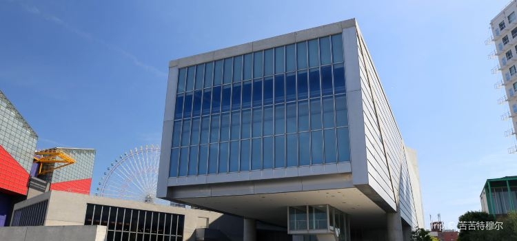 Osaka Culturarium At Tempozan1