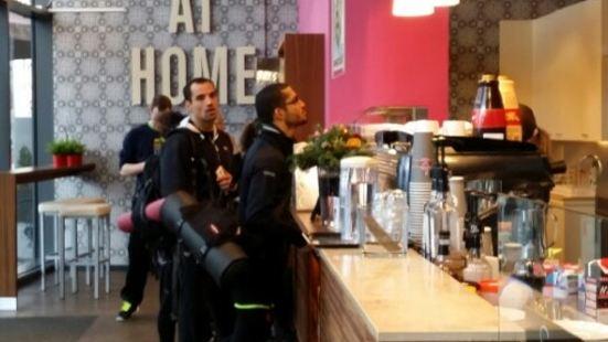 Coffee Fellows Eastend