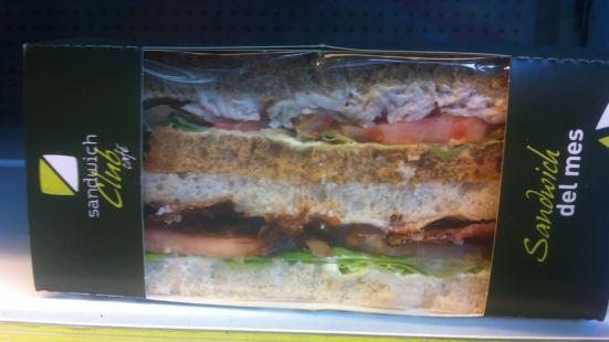 Sandwich Club Cafe