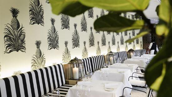 Sofitel Sydney Wentworth Restaurant